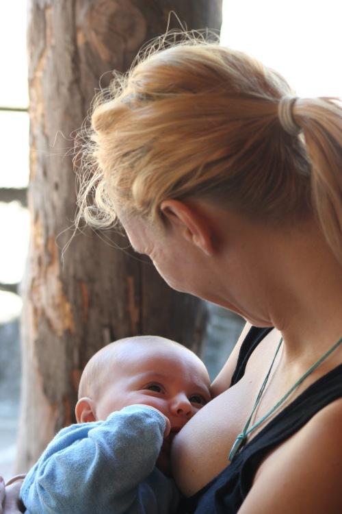 allattamento al seno, vegan, naturale, fisiologico, esogestazione