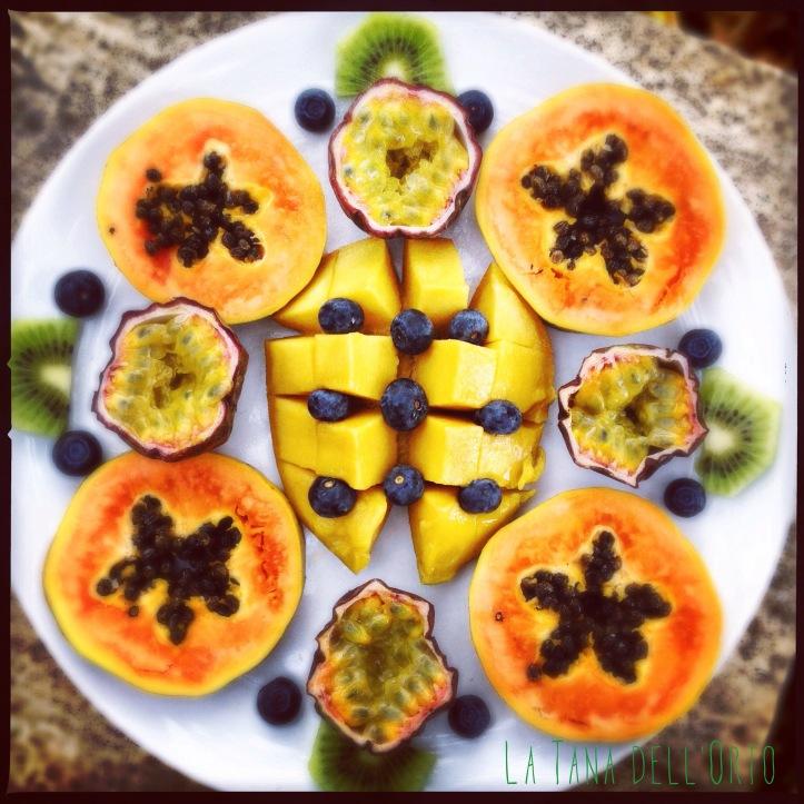 Mandala fruit