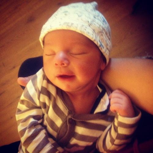 Una delle foto di Mete neonato che preferisco!