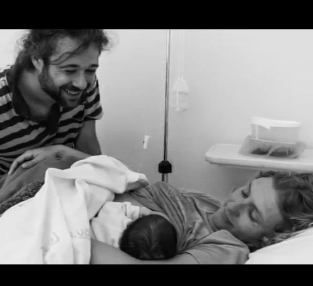 E' nato un bambino! Sono nati una mamma e un papà! La Vita che si esprime! Photo credit Lucia Sannino