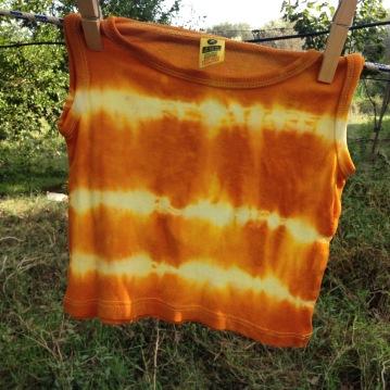 Tie-Dye a base vegetale