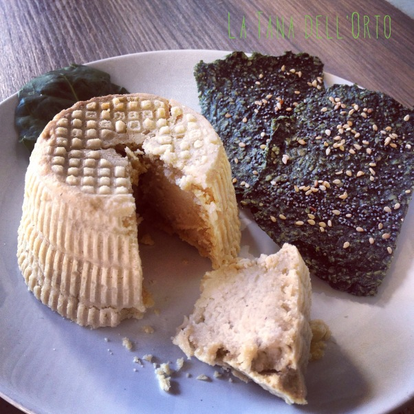 FORMAGGIO, VEGETALE, VEGAN, RAW, CRUDISTA, CRACKERS, INTEGRALE, SANO