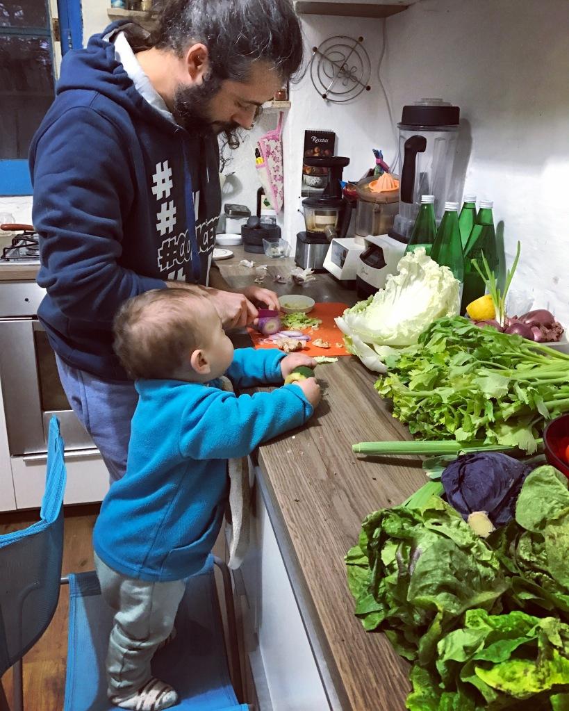 bambini, cucina, gentle parenting, vegan,sano