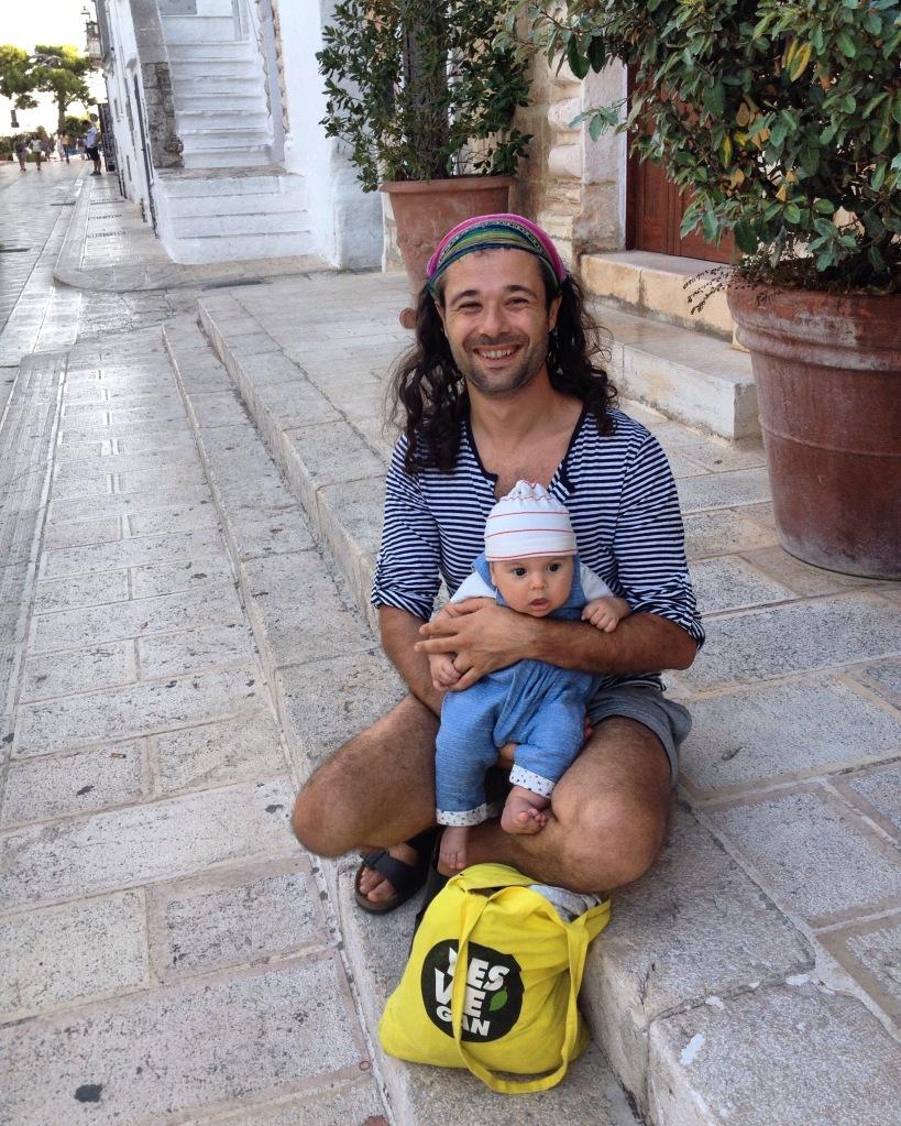 viaggiare wanderlust neonato famiglia