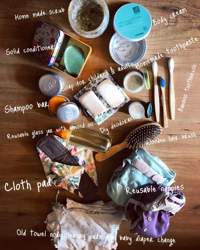 zero waste, minimalist, ecologia, sostenibile, diy, autoprodotto, no plastica, plasticfree, famiglia, vegan, mama rainbow