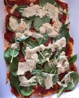 lasagna, patate, naturale, vegan, famiglia, bambini, mama rainbow, naturale , zero waste, sana, veloce, autoproduzione, ricetta,