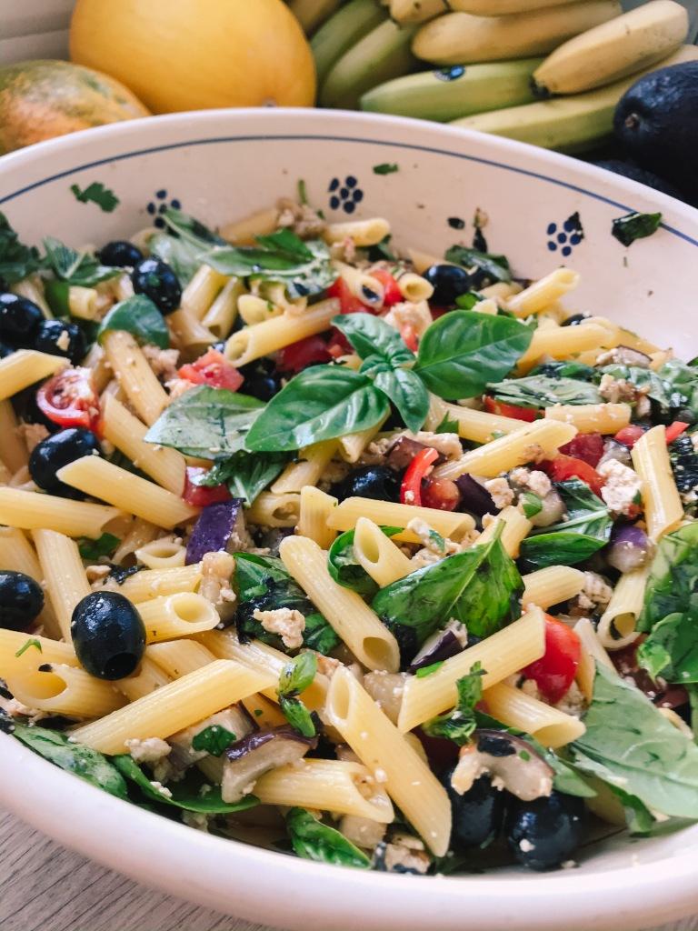 ricetta, mediterranea, famiglia, vegan, pesto pantelleria, cucinare, salute, cibo naturale, sano, veloce, bambini, autosvezzamento, pasta, pesto, estate, cibo vero, cibo integrale